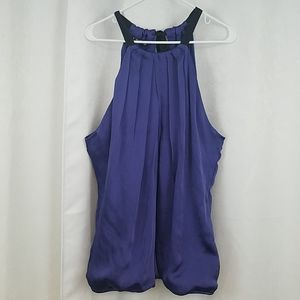 Maurices Purple Dressy Blouse Size 3X